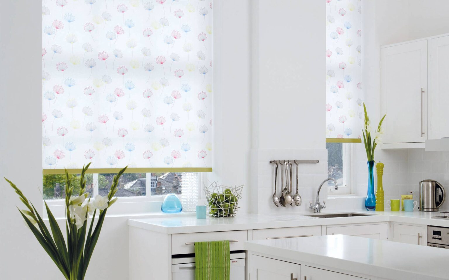 Choosing Kitchen Blinds Direct Blinds And Curtains
