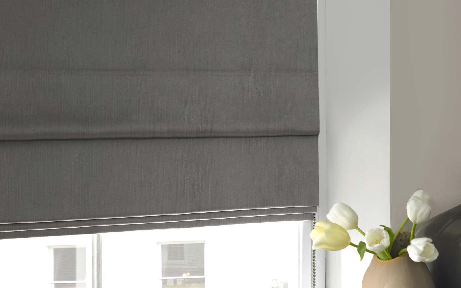 Flare Armour Roman Direct Blinds And Curtains