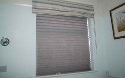 Grey Temporary Blind